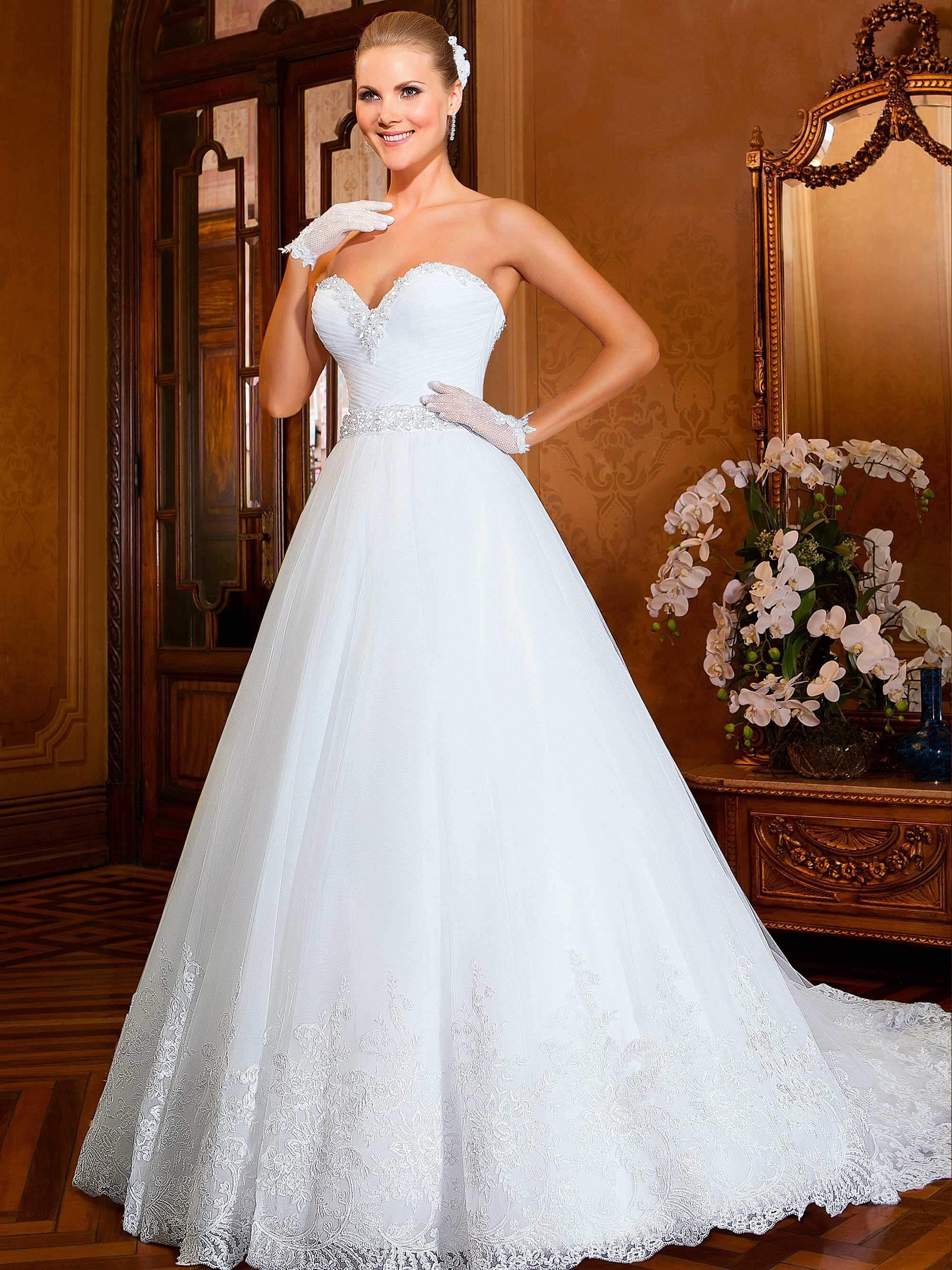 Nova coleção de vestido de Noiva – CN Gardênia