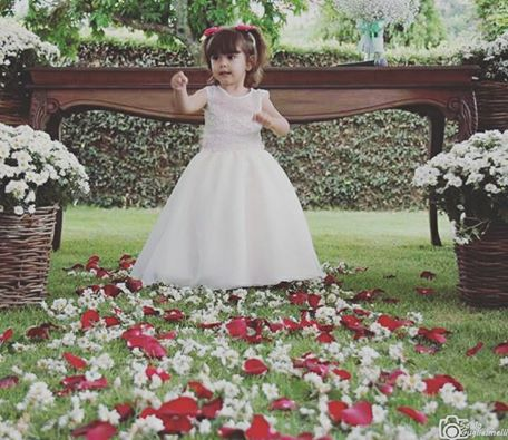 Casamento Débora – Dama de honra