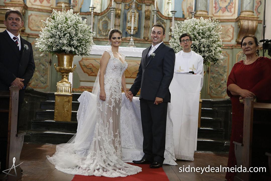 Casamento Ana Carolina e João Salgado – Oliveira MG