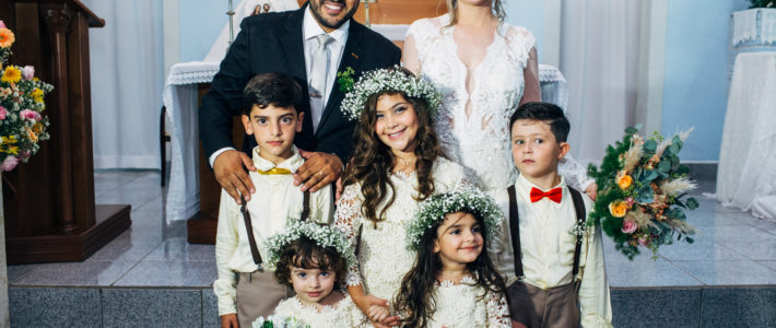 Casamento Jamilly e Pedro –  Macaia MG