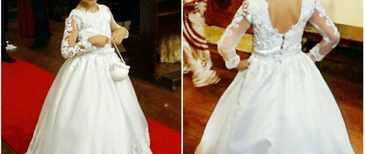 Lauren Dama da Noiva Barbara