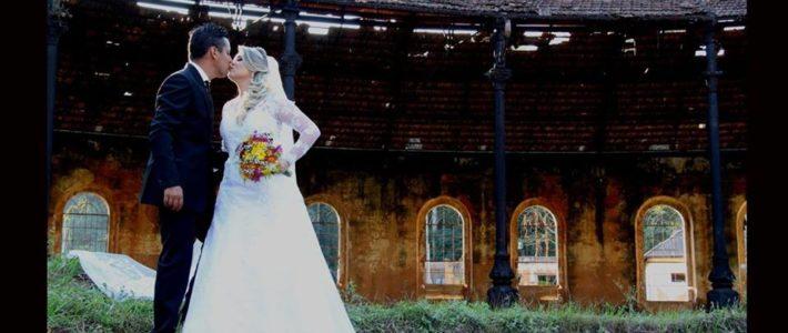 Casamento – Valquiria e Clodoaldo    OLIVEIRA -MG