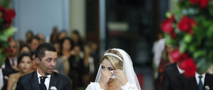 Casamento Lauriana e Fabinho – Oliveira MG