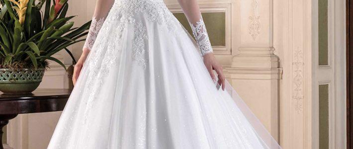 Nova coleção Vestidos de Noiva 2018
