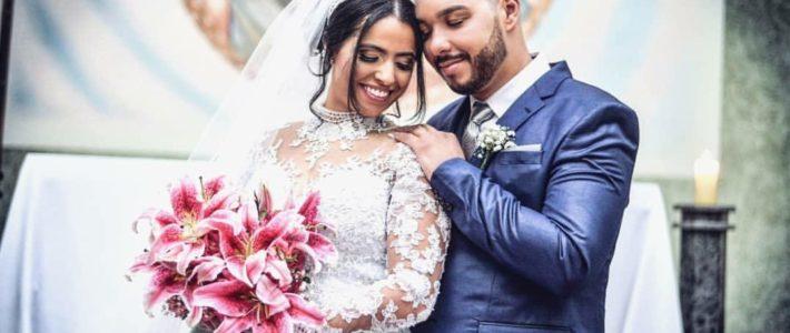 Casamento Verônica e Antonio Thiago – Oliveira Mg