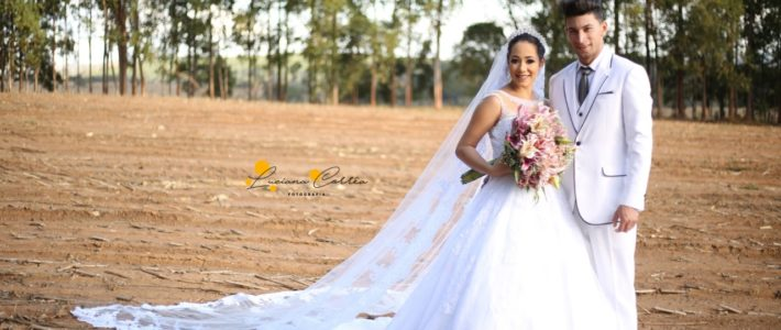 Casamento Dara Santos & Fernando Pereira –  Carmo da Mata MG