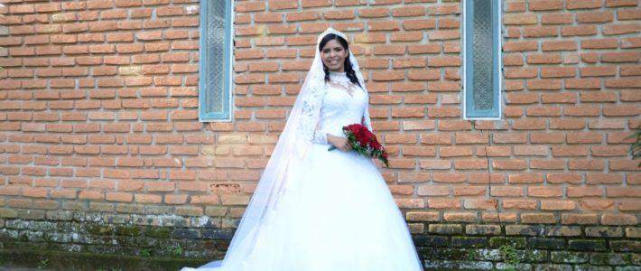 Noiva Ellen Cristina – Claudio Mg